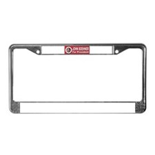 John Boehner for President License Plate Frame