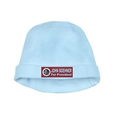 John Boehner for President baby hat