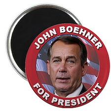 """John Boehner for President 2.25"""" Magnet (10 pack)"""
