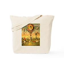 Descente D'Absalon Tote Bag