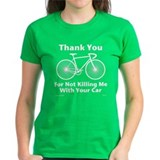 Funny Bike commuting Tee