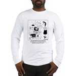Don't Friend During Work Long Sleeve T-Shirt
