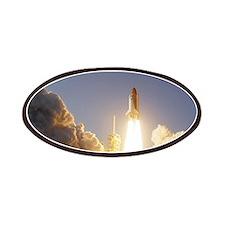 Space Shuttle Aloft Patches