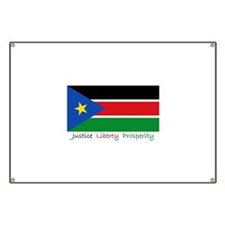 Unique South sudan Banner