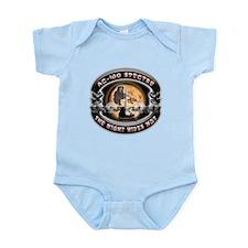 USAF AC-130 Spectre The Night Infant Bodysuit