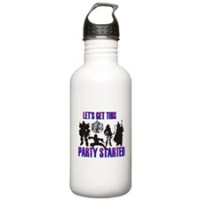Party Started Water Bottle