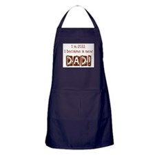 New Dad 2011 Apron (dark)