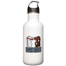 Silent Knight Holey Knight Water Bottle