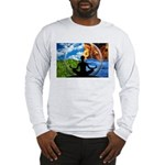 One's True Self, Long Sleeve T-Shirt