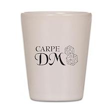 Carpe DM Shot Glass