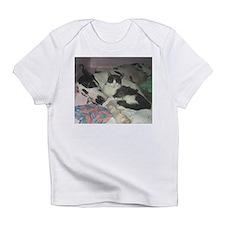 Naptime Great Dane & Kitty Creeper Infant T-Shirt