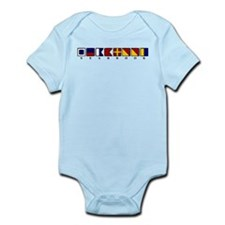 Seabrook Island Infant Bodysuit