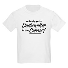 Underwriter Nobody Corner T-Shirt