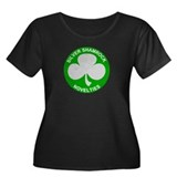 Silver Shamrock Novelties Women's Plus Size Scoop