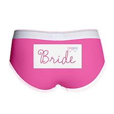 Bride Wedding Set 1 Women's Boy Brief
