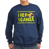 I rep Uganda Sweatshirt