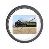 A1 Steam Loco Tornado 9Y487D-105 Wall Clock