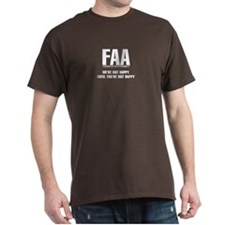 FAA - Mission Statement T-Shirt