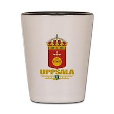 Uppsala Shot Glass