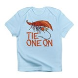 Fly Tying Infant T-Shirt