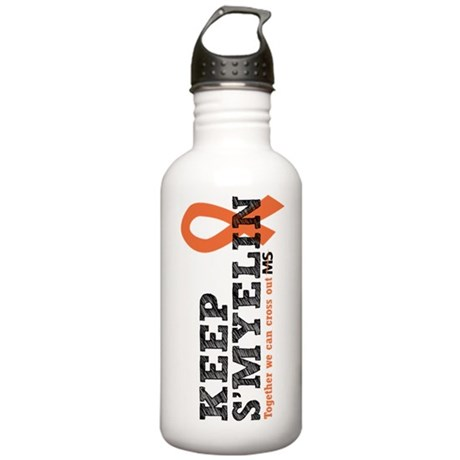 MS Stainless Water Bottle 1.0L