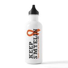 MS Water Bottle