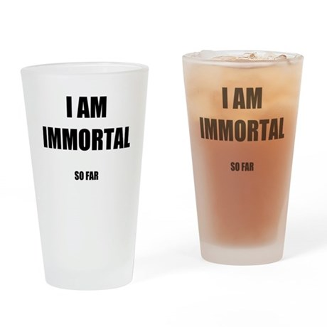 Immortal Drinking Glass
