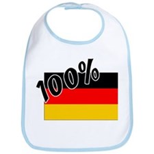 100% German Bib