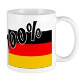 100% German Small Mug