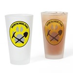 Rockhound Drinking Glass