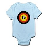 Uganda Old Roundel Infant Bodysuit