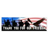 Thank You For Our Freedom 4
