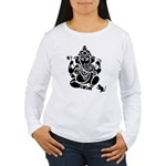 Ganesha Women's Long Sleeve T-Shirt