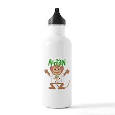 Little Monkey Aidan Water Bottle