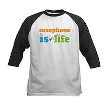 Saxophone Is My Life Gift Tee