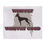Whippet Good Throw Blanket