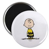 Charlie Brown Magnet