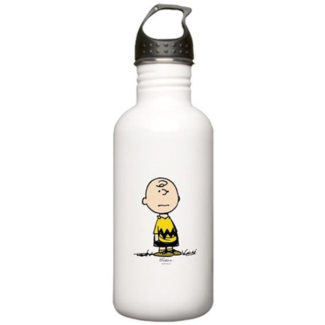 Charlie Brown Stainless Water Bottle 1.0L