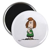 Peppermint Patty Magnet