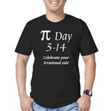 Pi Day - March 14 T
