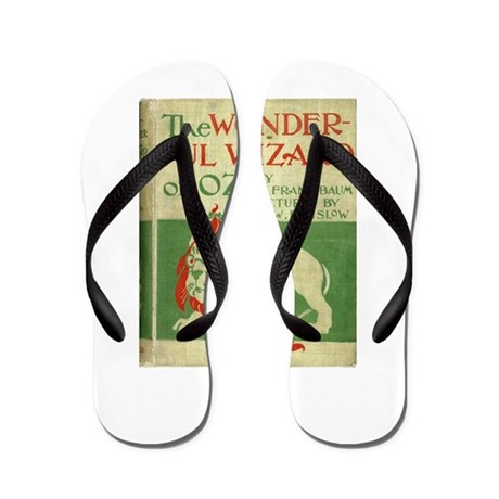 The Original Book Flip Flops