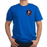 F-8 Crusader Men's Fitted T-Shirt (Dark)