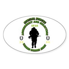 SOF - SFAS Decal