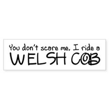 Welsh Cob Car Sticker