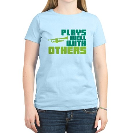 Plays Well with Others Women's Light T-Shirt