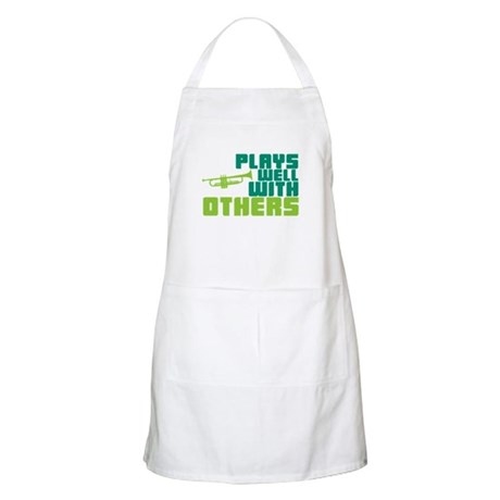 Plays Well with Others Apron