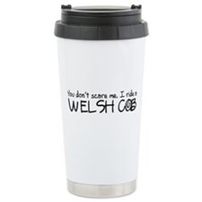 Welsh Cob Ceramic Travel Mug