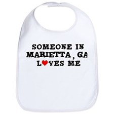 Someone in Marietta Bib