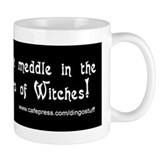 """Affairs of Witches"" Mug"