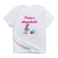 Future Shopaholic Infant T-Shirt
